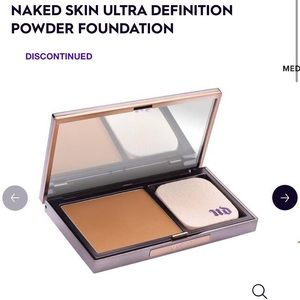 Urban Decay Naked Skin Ultra Definition Foundation